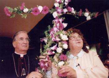 Il 20 giugno 1999 Don Claudio Gatti è stato ordinato vescovo da Dio